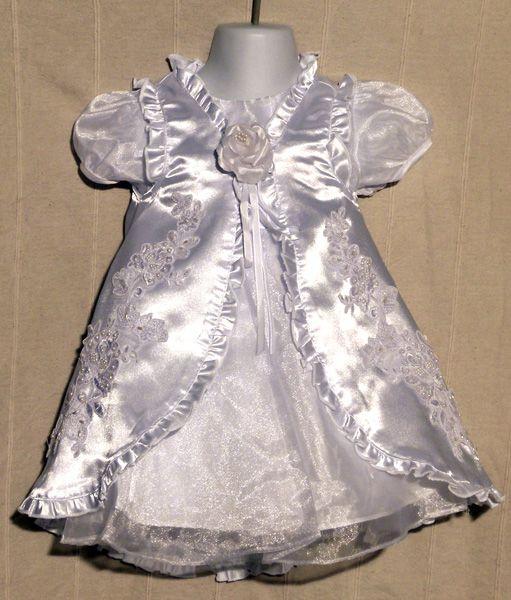 4bf5374a90 Lány keresztelőruha, Elsőáldozó ruha, újszülött ruha | keresztelő ...