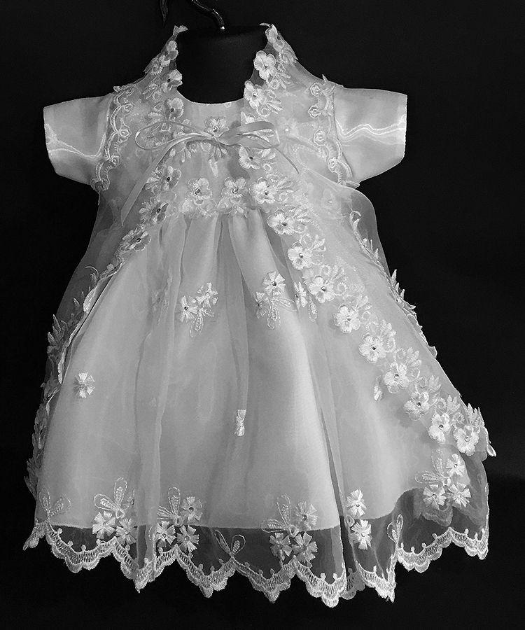 9672ca0e91 Lány keresztelőruha elsőáldozó ruha újszülött ruha | keresztelő ...